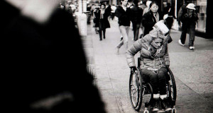 Paralysed People